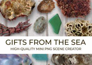 Gifts from the sea mini scene creator