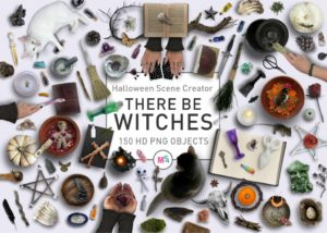 There be Witches Scene Creator