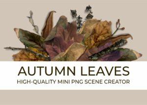 Autumn Leaves scene creator