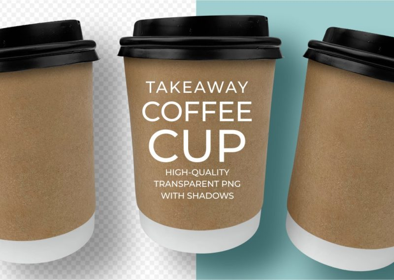 Takeaway Coffee Cup PNG